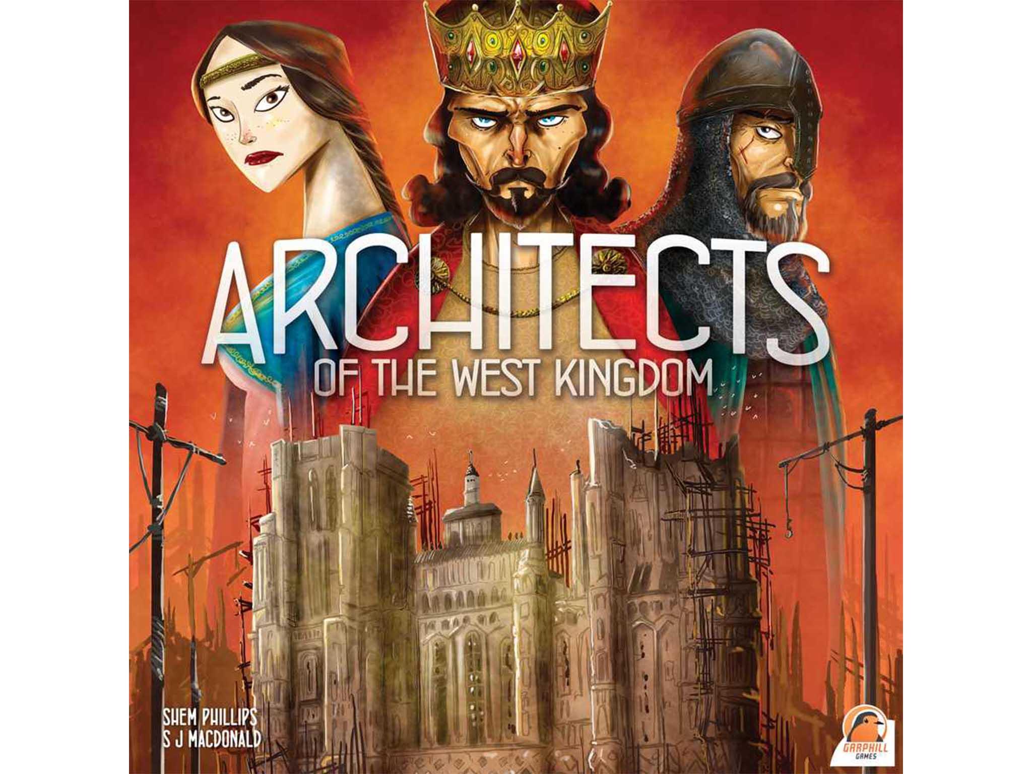 راهنمای فارسی Architect Of The West Kingdom