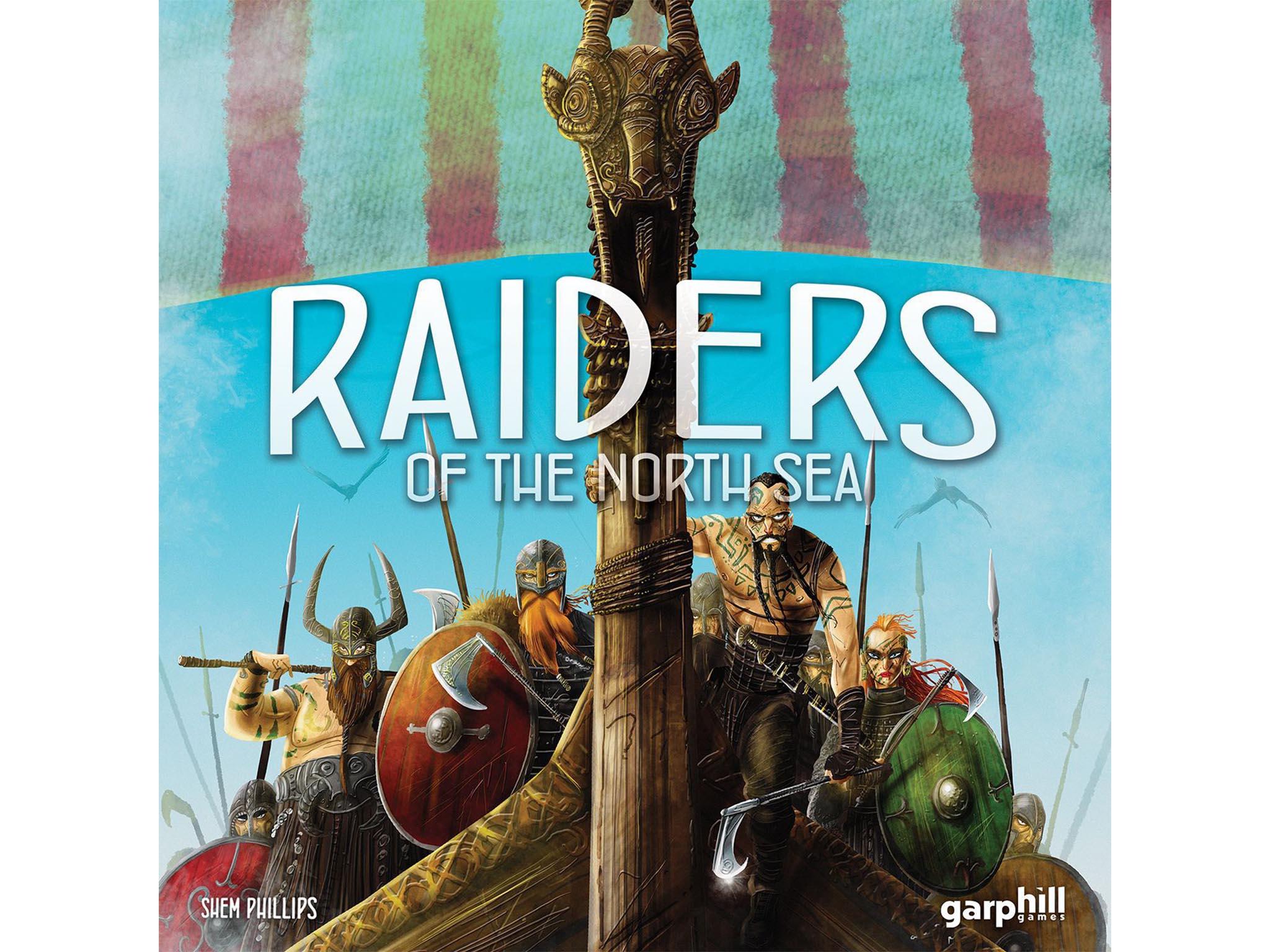 راهنمای-فارسی-بازی-raiders-of-the-north-sea
