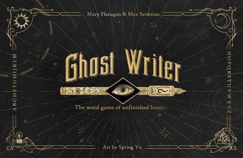 جعبه بازی ghost writer