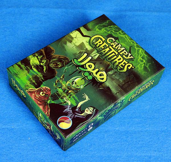 جعبه بازی هیولا Campy Creatures